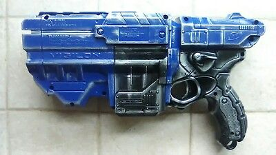 nerf gun prop only vigilon mod painted steampunk cosplay