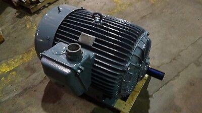 Elektrim 150 Hp 3600 Rpm 445ts Ud768999 Ac Electric Motor Rebuilt Warranty