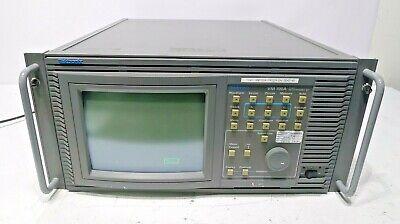 Tektronix Vm700a Video Measurement Set With Options 01 11 30 40 42 48