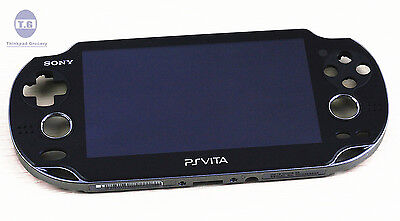 Sony Ps Vita Pch1001 Lcd Screen   Digitizer Touchscreen Replacement   Frame