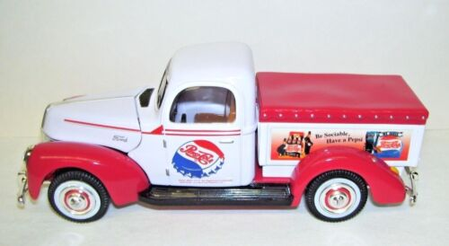1940 Ford Pepsi Cola Truck by Golden