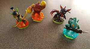 4x Skylanders Figures Raymond Terrace Port Stephens Area Preview