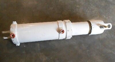 Double-acting Hydraulic Cylinder 2500 Psi 3 Bore 10 Stroke 161-e6