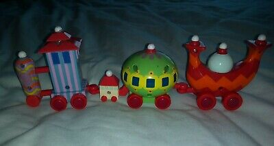 In The Night Garden Ninky Nonk Train Set - Multicolored BBC Toddler toy