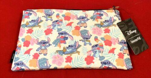 Loungefly Disney Lilo & Stitch Tropical Makeup Bag