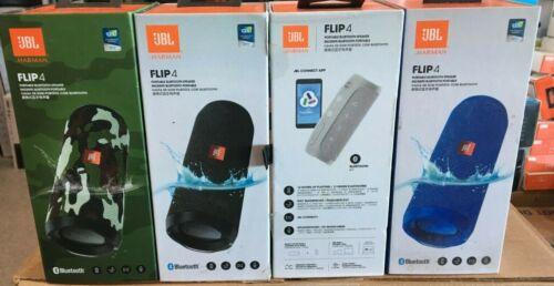 JBL Flip 4 Waterproof Portable Bluetooth Wireless Stereo Speaker
