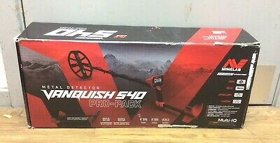 Minelab Vanquish 540 Pro-Pack **Boxed**