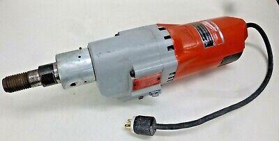 New Milwaukee 4096 Diamond Coring Motor 450900 Rpm 20 Amp With Clutch