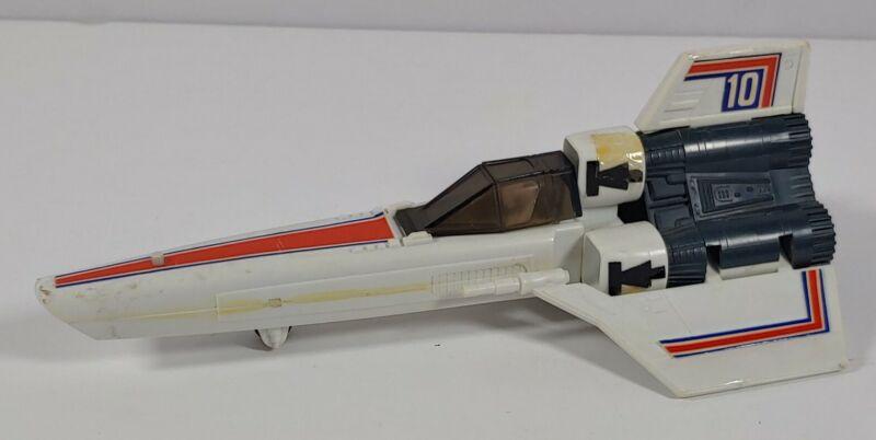 Vintage 1978 Mattel Battlestar Galactica Colonial Viper Fighter Incomplete