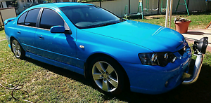 Ford falcon XR6 auto Cooranbong Lake Macquarie Area Preview