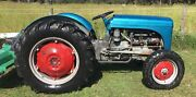 massey ferguson te20 Tractor Craignish Fraser Coast Preview