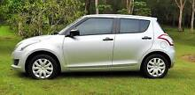 From $39 P/Week 2011 SUZUKI SWIFT NO DEPOSIT FINANCE only $7999 Worongary Gold Coast City Preview
