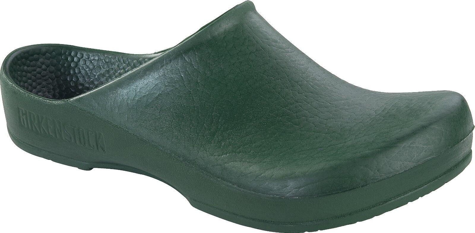Birkenstock Birki grün Garten Clogs waschbar 67051 Garten Freizeit Beruf Schuhe
