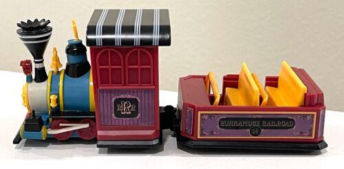 Walt Disney World Runaway Railway Railroad Train Pull Back Toy Vehicle  NEW