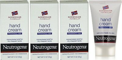 Neutrogena Neutrogena Norwegian Formula Hand Cream Fragrance