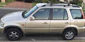 2001 Honda CRV Mona Vale Pittwater Area Preview