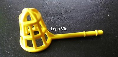 Lego x246 Minifig Net filet manche à air Jaune Yellow du 3671 5914 4178 4165