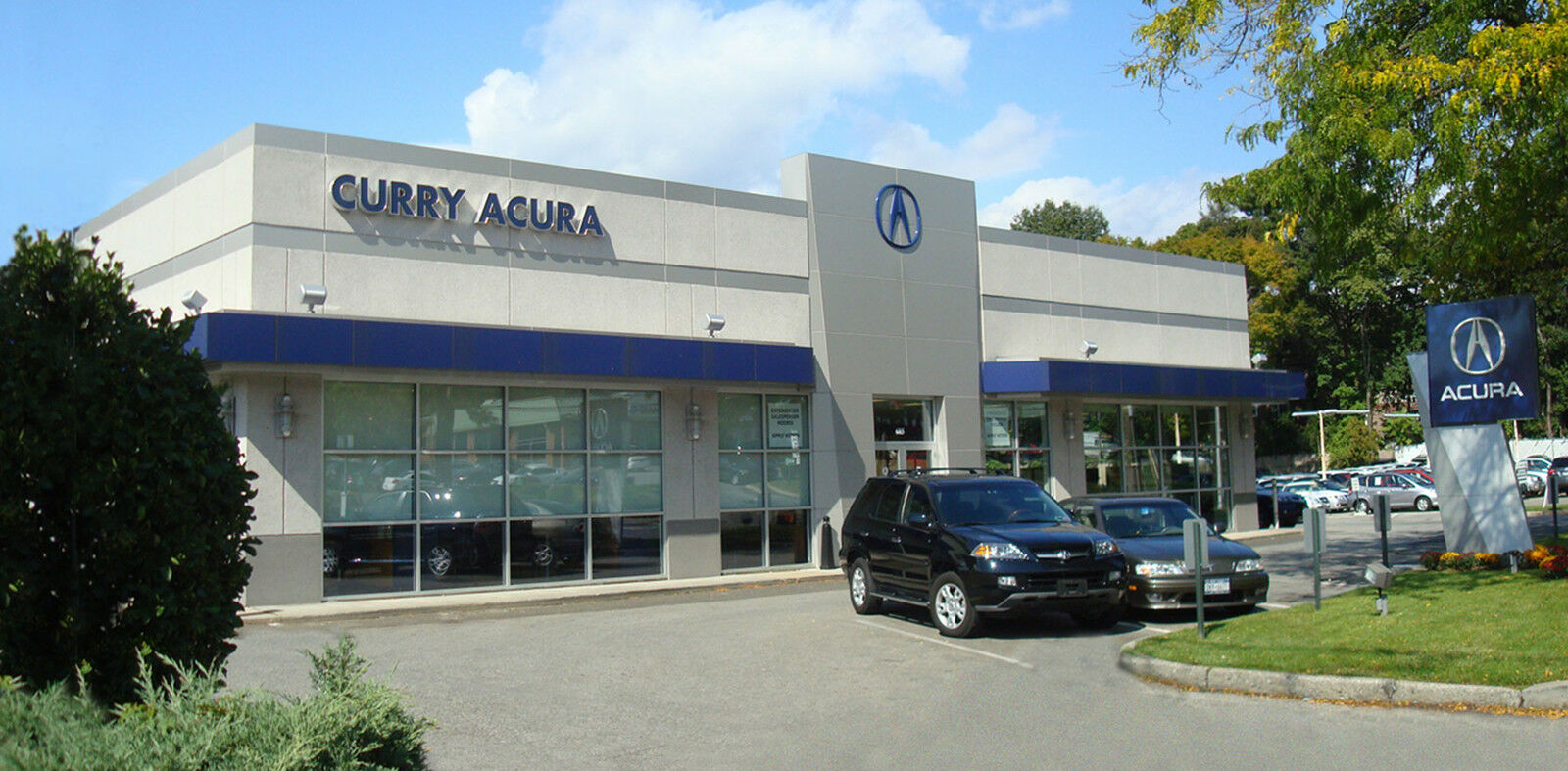 Curry Acura