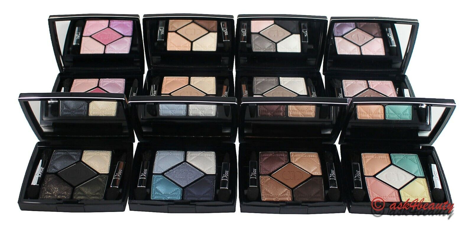 Dior 5 Couleurs Eyeshadow Palette Choose Shade .21oz/6g New&