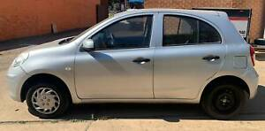 2012 Nissan Micra ST Automatic Hatchback Blacktown Blacktown Area Preview