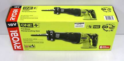 Ryobi One+ 18V Cordless Reciprocating Saw Skin, Brand New Nerang Gold Coast West Preview