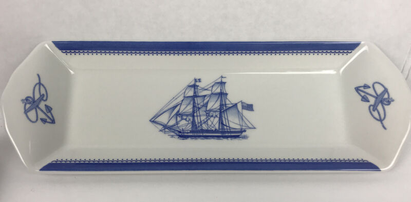 Spode Trade Winds Ceramic Pen Tray