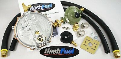 TRI-FUEL PROPANE NATURAL GAS GENERATOR CONVERSION KIT BLACK MAX 3600 (Tri Fuel Propane Natural Gas Generator Conversion Kit)