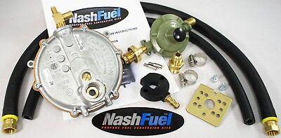 Tri-fuel Propane Natural Gas Generator Conversion Champion 100573 4000-watt Rv