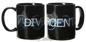New NECA Divergent Faction Symbol 11oz Ceramic Coffee Cup Mug Boxed