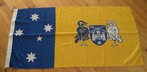 VINTAGE RARE ORIGINAL AUSTRALIAN CAPITAL TERRITORY HOISTING FLAG Kambah Tuggeranong Preview