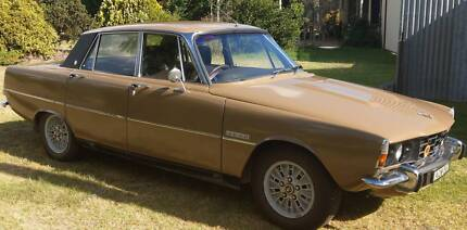 1973 Rover P6B for sale