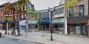Commercial Lease - James Street North & Cannon