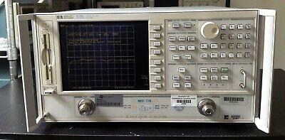 Agilenthp 8719d Microwave Vector Network Analyzer 50mhz - 13.5ghz Fully Tested