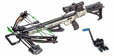 Carbon Express X-Force PileDriver 390 Crossbow with Crank | 20310