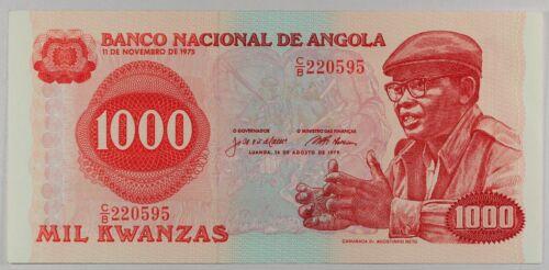 ANGOLA 1000  KWANZAS ...1979... P-117...UNC