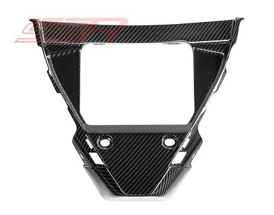 2015-2020 Yamaha R1 R1M R1S Lower Radiator Belly Pan Cover Fairing Twill Carbon