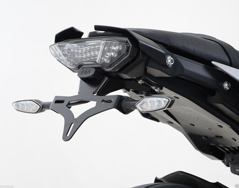 Yamaha MT-07 MT07 2018-2019 R/&G racing motorcycle tail tidy licence plate holder
