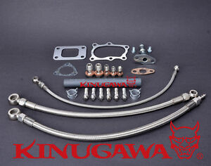 Turbo-Oil-Water-Line-Kit-Full-Install-Kit-Nissan-RB25DET-Skyline-Stock-T3