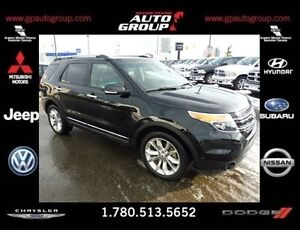 2014 Ford Explorer LIMITED|HEATED SEATS|NAVIGATION