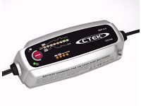 CTEK Multi MXS 5.0 12V Smart Car Battery Charger Conditioner with Automatic Temperature Compensation