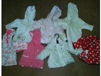 Baby girl clothes 0-3 mobths