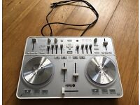 Vestax Spin USB MIDI/Audio DJ Controller (Mac only).