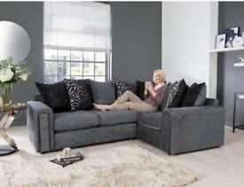 THIS WEEK ONLY BRAND NEW CORNER SOFA EXPRESS FREE DELIVERY