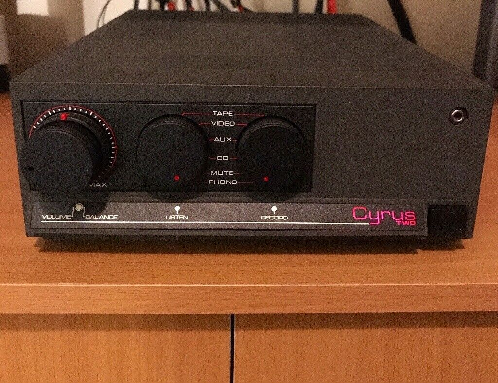 Mission Cyrus Two Stereo Amplifier