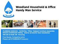 Call on 07448069670 Handyman, Plumber, Tiling , Furniture Assembly, Milton Keynes,Bedford, Luton