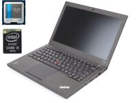 "Top range 12.5"" ultrabook Thinkpad X series i5 2.9GHz, 8GB RAM, 500GB fast SSHD"