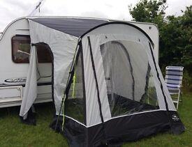 Caravan awning. sold