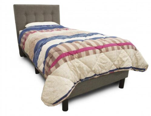 1 persoons Boxspring compleet € 349.00! Gratis bezorging!