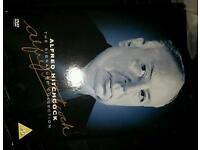 Dvd's Alfred hitchcock signature collection
