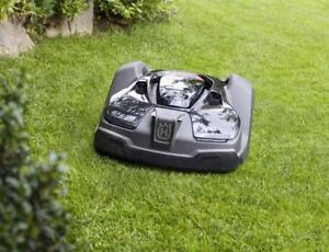 Husqvarna Robotic Lawnmowers.. the Automower is here!